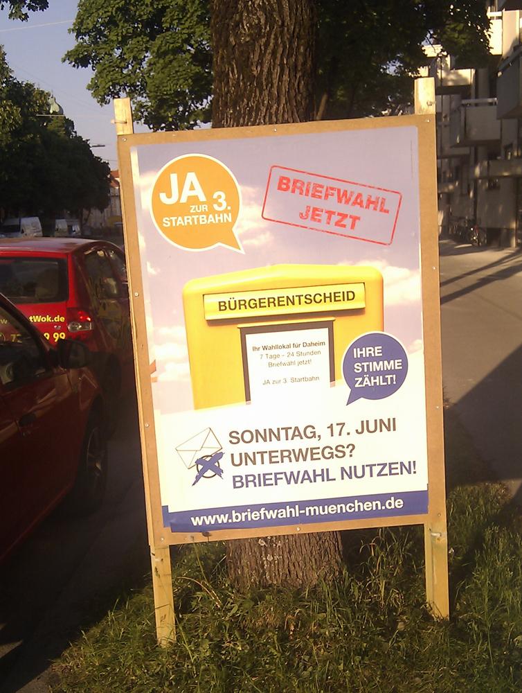 3 Startbahn München